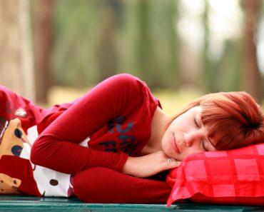 Este ejercicio de relajación puede ayudarle a quedarse dormido en 60 segundos