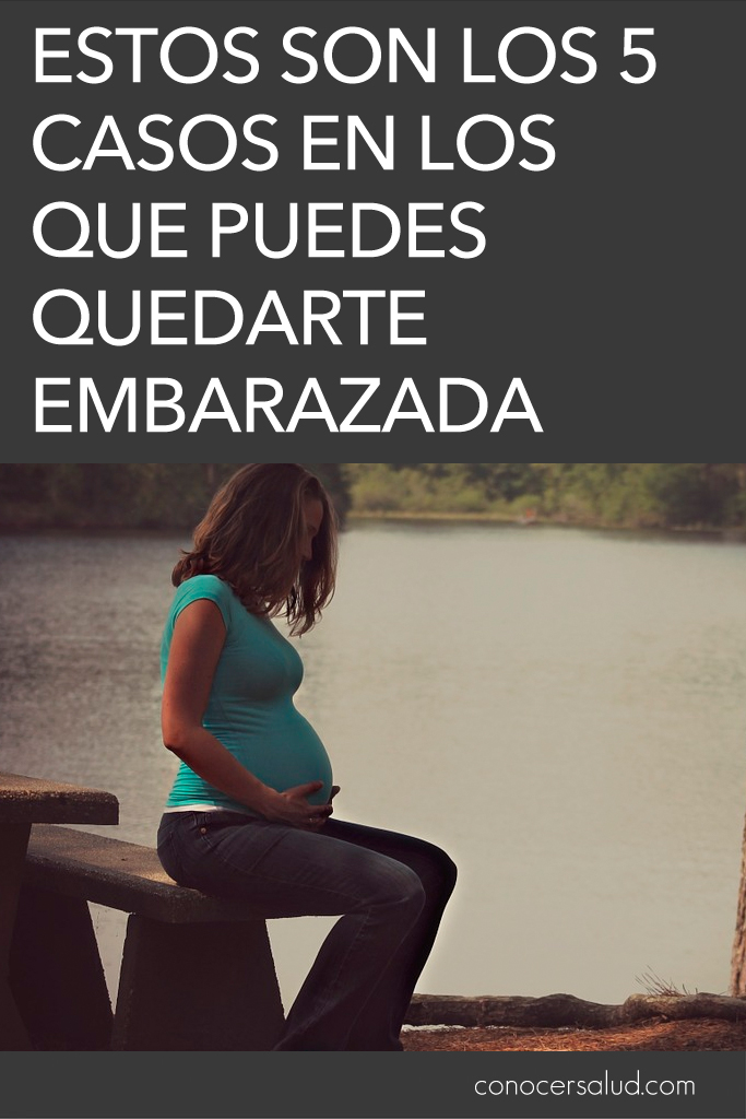 8bdcc1ae6 ¿Alguna vez le han dicho que no te quedarás embarazada mientras tengas tu  período? Entonces, te sorprenderá saber que es una posibilidad!