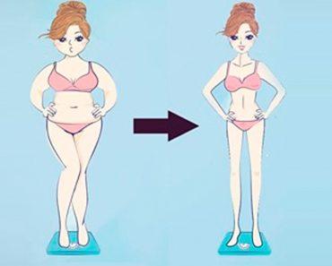 Así es como la moringa le ayuda a perder peso naturalmente