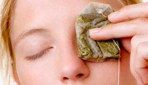 8 Usos de las bolsas de té para mejorar su salud que tal vez no conozca