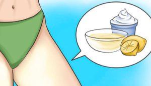 7 maneras fáciles y naturales de deshacerse de la parte interior oscura de los muslos