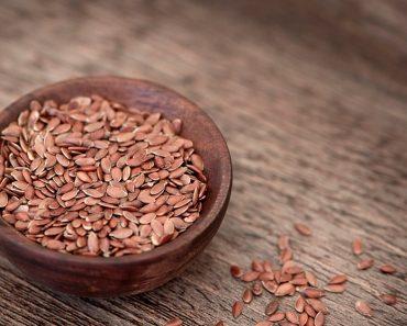5 beneficios de las semillas de lino y 10 maneras de consumirlas