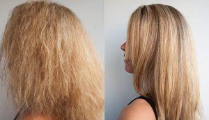 13 remedios naturales que pueden tratar su cabello dañado