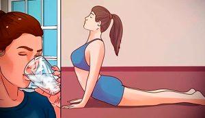 7 maneras de quemar calorías después de haber comido demasiado