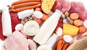 Lácteos y carnes son beneficiosos para la salud del corazón y la longevidad