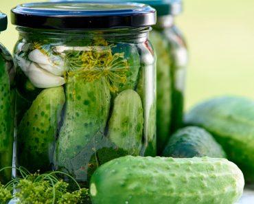 ¿Los pepinillos son malos para ti? Efectos secundarios de comer demasiados