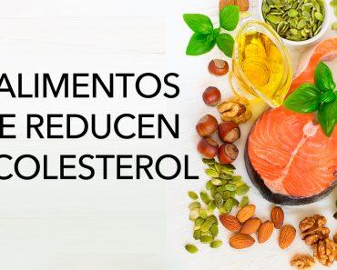 10 alimentos que reducen el colesterol