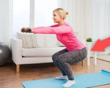 10 ejercicios de sentandillas para esculpir tus glúteos