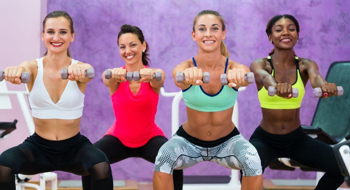 4 entrenamientos para ponerte más fuerte
