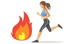 ¿Cuántas calorías quemas al correr?